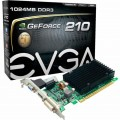 Placa de Vídeo EVGA GT210 1GB GEFORCE DDR3 PCI-E Placidostore